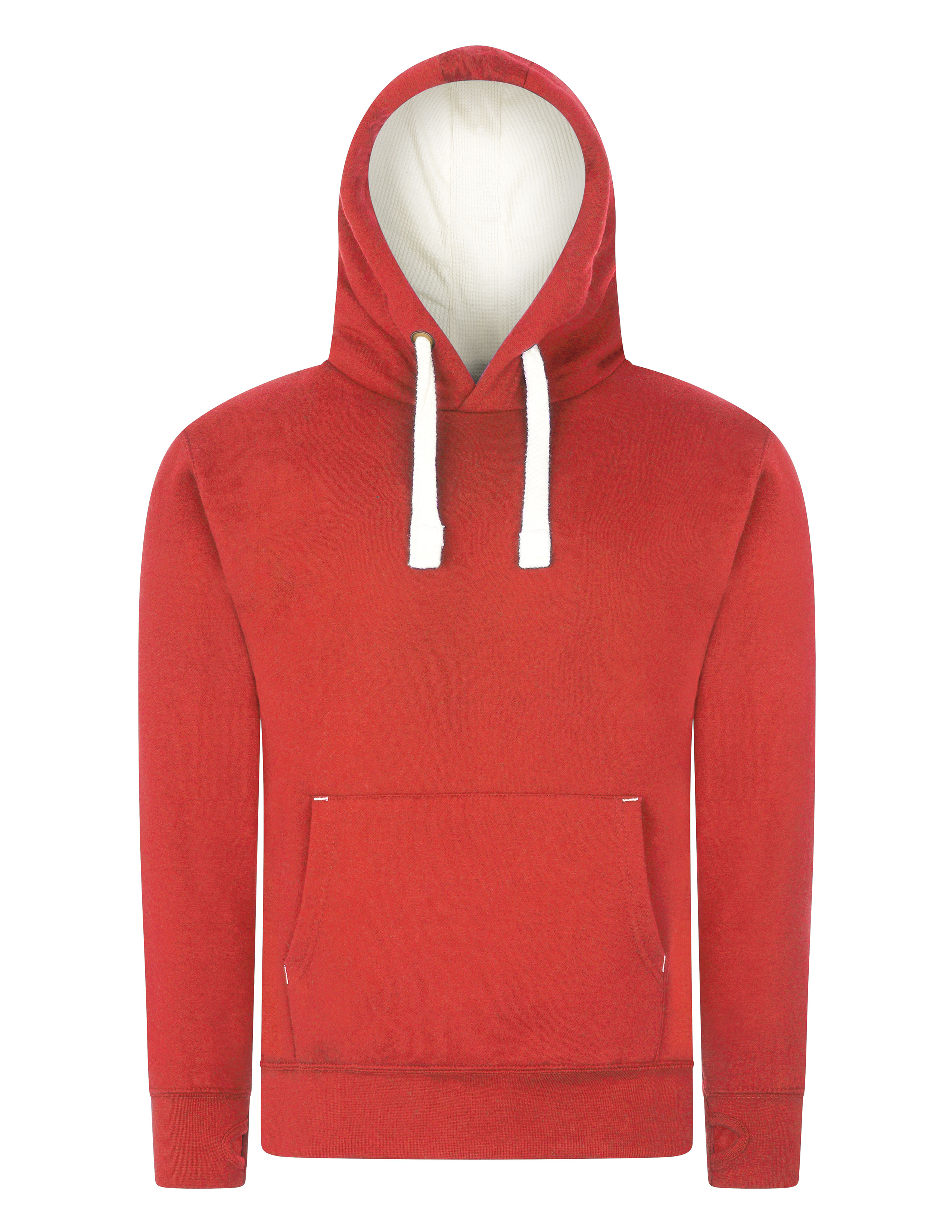 Advance Apparel AA113 Super Soft Peach Finish Pull Over Hood