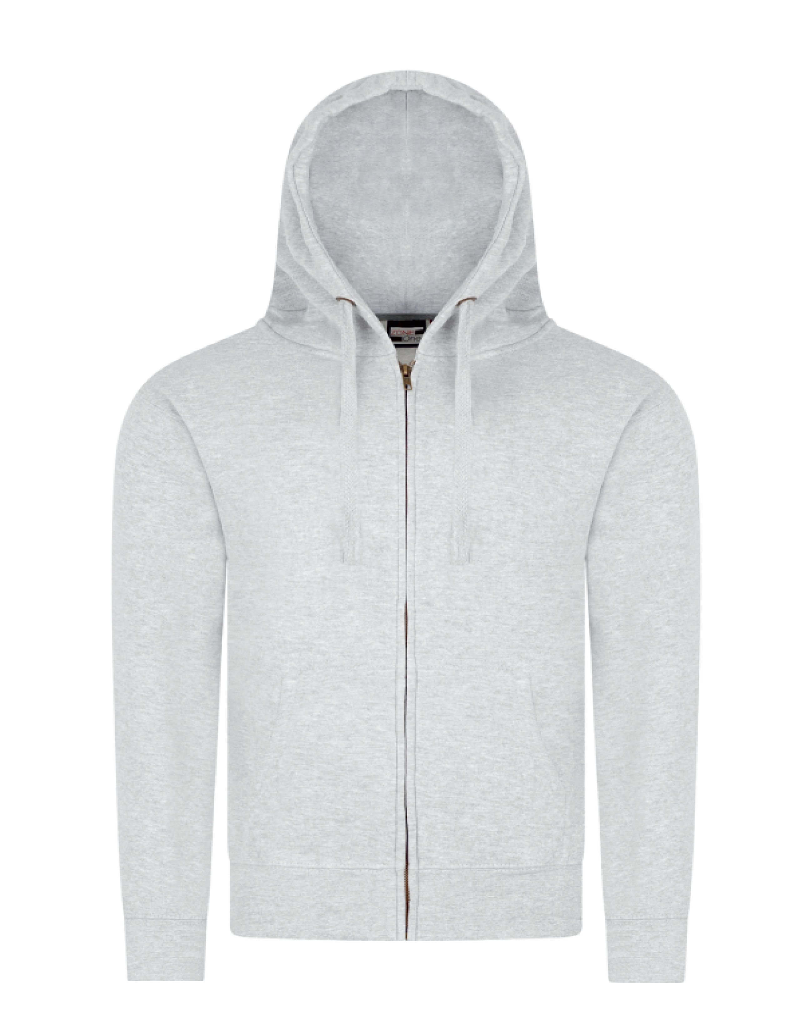 Advance Apparel AA116 Standard Zip Hood
